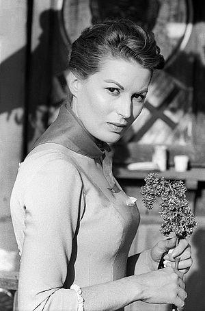 Silvana Mangano - Mangano in 1958