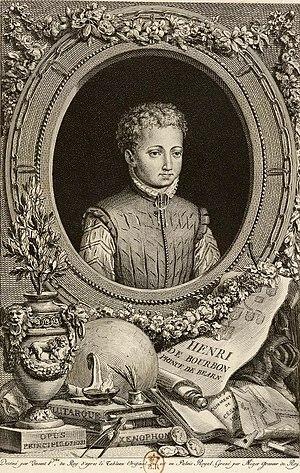 Henri IV enfant