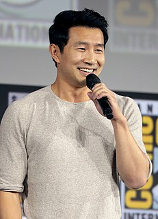 Simu Liu Canadian actor, writer and stuntman