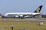 Singapore Airlines (9V-SKZ) Airbus A380-841 at Sydney Airport (3).jpg