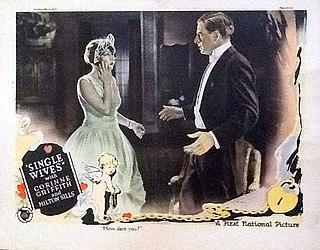 <i>Single Wives</i> 1924 film by George Archainbaud