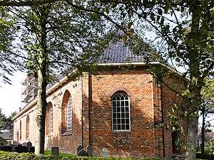 Ee, Dongeradeel - St Gangulf church