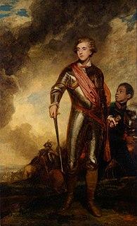 Charles Stanhope, 3rd Earl of Harrington British Army general