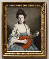 Mrs. Froude, ne Phyllis Hurrell (d. 1826)