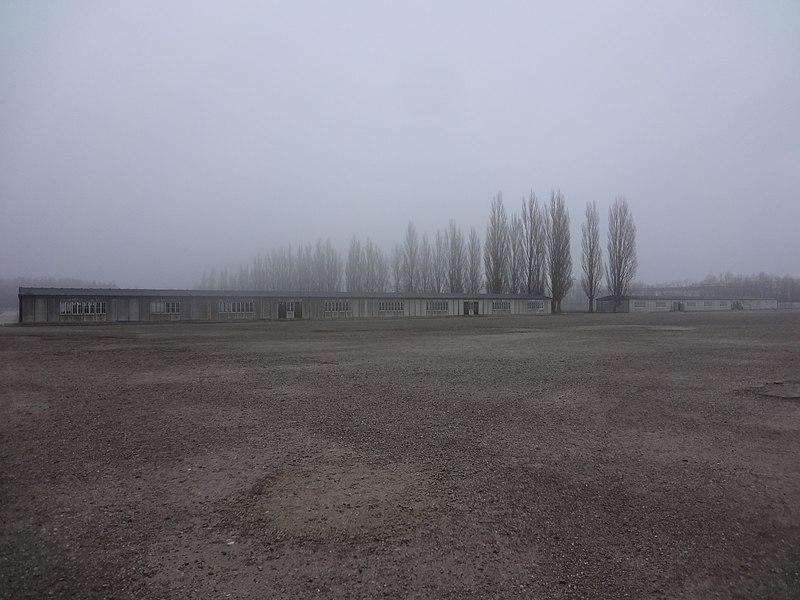 File:Site of Dachau Concentration Camp, Munich - panoramio.jpg