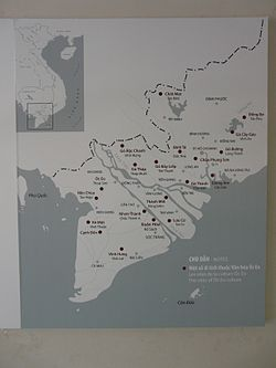 Sites of Oc Eo Culture in Southern Vietnam.jpg