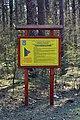 Skulyn Kovelskyi Volynska-Skulynskyi nature reserve-information board.jpg