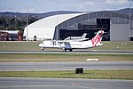 "Skywest Airlines ""Virgin Australia livery"" (VH-FVM) ATR 72-212A at Canberra Airport (3).jpg"