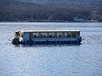 Smelt fishing boat in Lake Yamanaka (3) IMG 0659 20130104.JPG