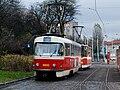 Smyčka Kotlářka, Tatra T3.jpg