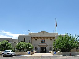 Socorro County New Mexico Court House.jpg