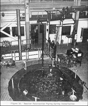 Sodium Reactor Experiment - Sodium Reactor Experiment - Refueling head