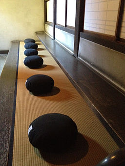 Sojiji Meditation Hall 衆寮
