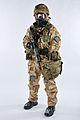 Soldier Wearing GSR General Service Respirator MOD 45154420.jpg