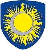 Stemma dell'abbazia di Mirasole degli Umiliati, ripreso dallo stemma della provincia di Milano