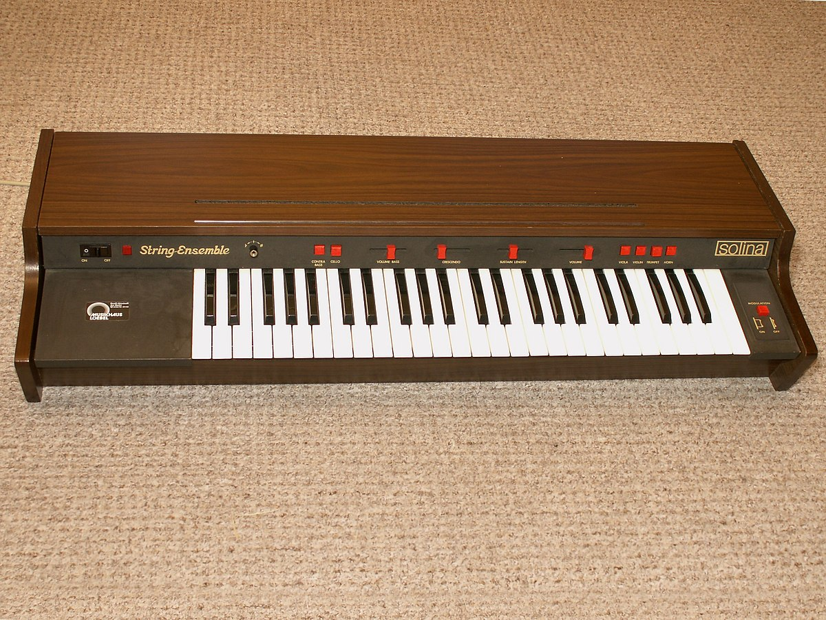 Roland RS505 string synth article / review / feature synthesizer ...