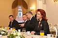 Solvita Āboltiņa tiekas ar Azerbaidžānas Republikas prezidentu (5363629968).jpg