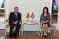Solvita Āboltiņa tiekas ar Baltkrievijas vēstnieku (6470979699).jpg