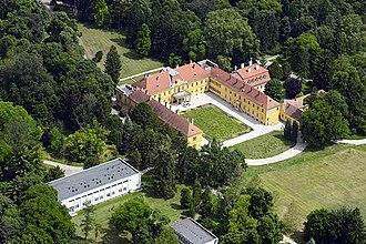 Somogyvár - Image: Somogyvár Széchenyi kastély