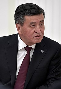 Soʻronboy Sharipovich Jeenbekov