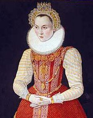 1578 in Sweden - Sophia of Saxe-Lauenburg (1568) 1570s by unknown