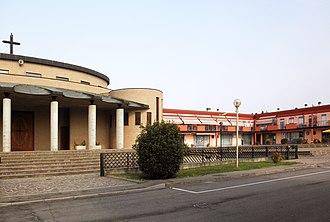 Sordio - Image: Sordio via Berlinguer panorama