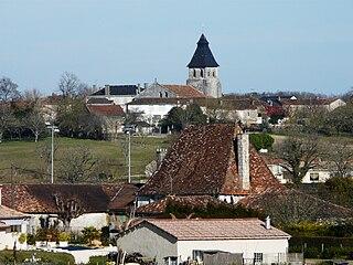 Sorges Place in Nouvelle-Aquitaine, France