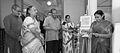 SouBoyy Images - Naveen Kishore, Founder & Managing Trustee – The Seagull Foundation for the Arts, Uma Padmanabhan, daughter of artist K.G. Subramanyan, HE T.P. Seetharam, Ambassador of India to the UAE..jpg