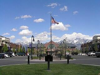 City in Utah, United States