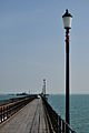 Southend-On-Sea pier (Longest pier in the world) (5791165359).jpg