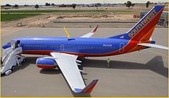 Southwest Airlines Flight 812 damaged aircraft NTSB photo.jpg