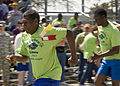Special Olympic athletes compete in a race, during the Special Olympics events, on Fort Gordon, Ga., Mar 100324-A-NF756-024.jpg