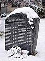 Spomenik ispred Veterinarskog fakulteta.JPG