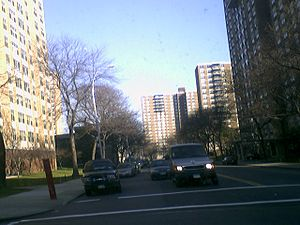 Starrett City, Brooklyn - Apartment houses