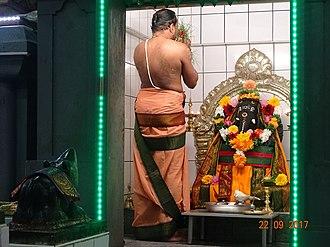 Hinduism in Germany - Image: Sri Sithi Vinayagar