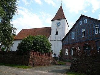 Lilienthal, Lower Saxony - Image: St.Juergen außen
