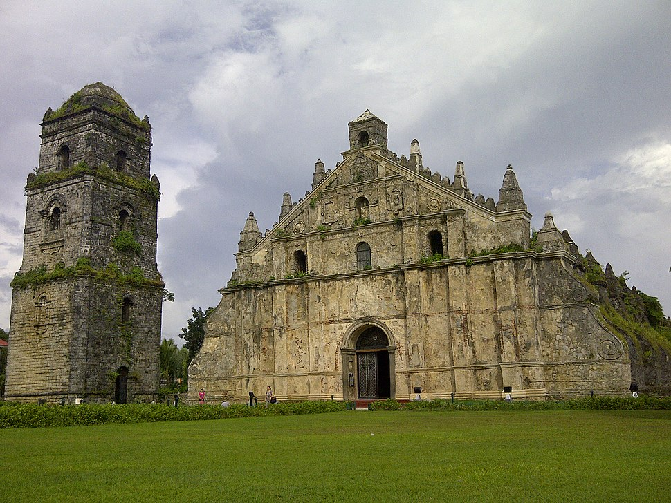 St. Agustine Paoay Church 02