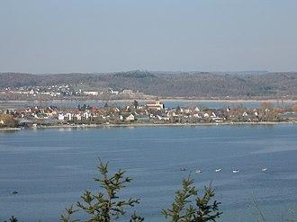Reichenau Island - Image: St. Georg Reichenau