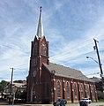 St. Joseph Church - Davenport, Iowa (cropped).JPG