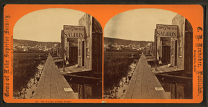 Minnesota Point - Image: St. Louis Avenue, Duluth, by Childs, B. F
