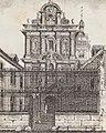 St. Mariea in der Schnurgasse, Johann Peter Weyer (Zeichnung) und Anton Wünsch (Lithografie), 1827 (from book).jpg