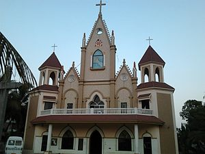 Naigaon - St. Mary's jacobite, Syrian Church, Naigaon