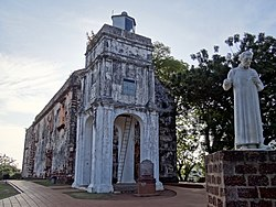 St. Paul's Church Malacca 2012.JPG