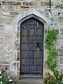 St Bartholomew's Church, Chipping, Doorway - geograph.org.uk - 753613.jpg