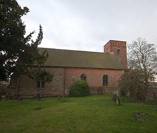 Farewell and Chorley Civil parish in Lichfield, England