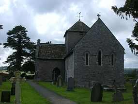 St David's Church, Llanddew - 04.JPG