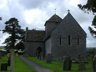 Llanddew - St David's parish church