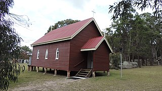 St Denys Anglican Church
