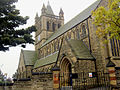 St Edward the Confessor church Kingstone - geograph.org.uk - 583270.jpg