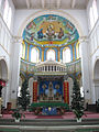 St Michaels Cathedral Qingdao Interior.jpg
